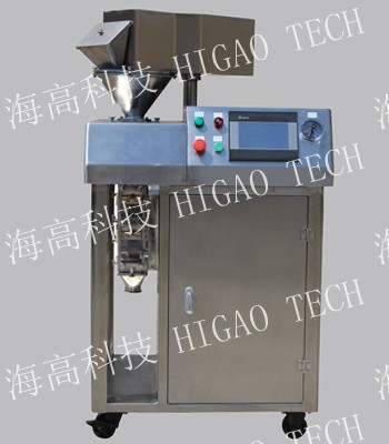 Double roller compaction granulator