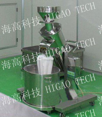 cone mill for food granulation
