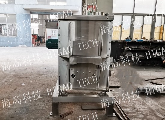 1000L double helical ribbon mixer
