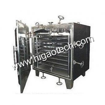 square static vacuum dryer machine
