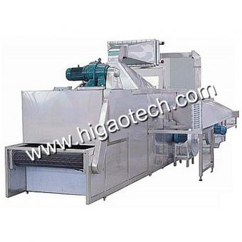 continuous conveyor mesh belt dryer manufacturer
