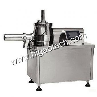 high shear mixer granulator for powder mixing and granulation