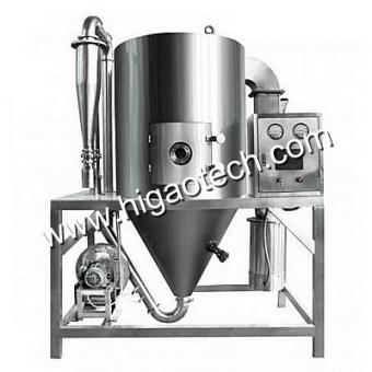 centrifugal spray dryer granulator for liquid drying and granulating