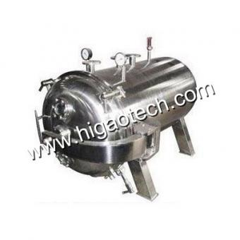 round static vacuum dryer machine
